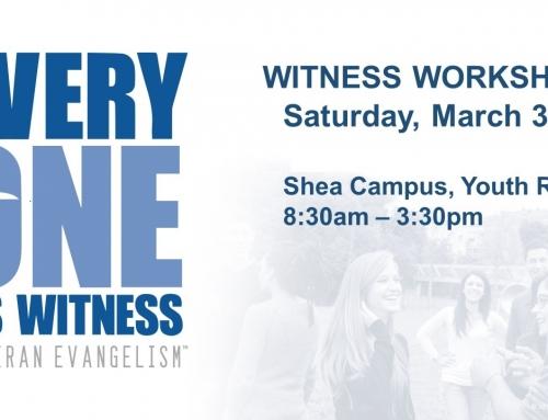 Witness Workshop